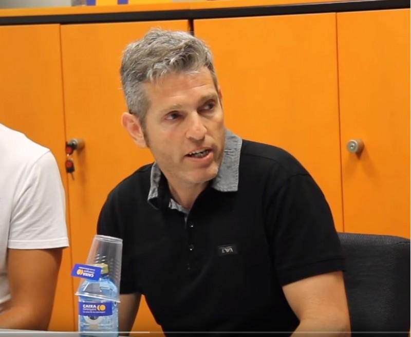 Juan Serrano, en una foto d'arxiu