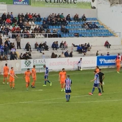 Alcoyano - Atzeneta, partit de la segona volta