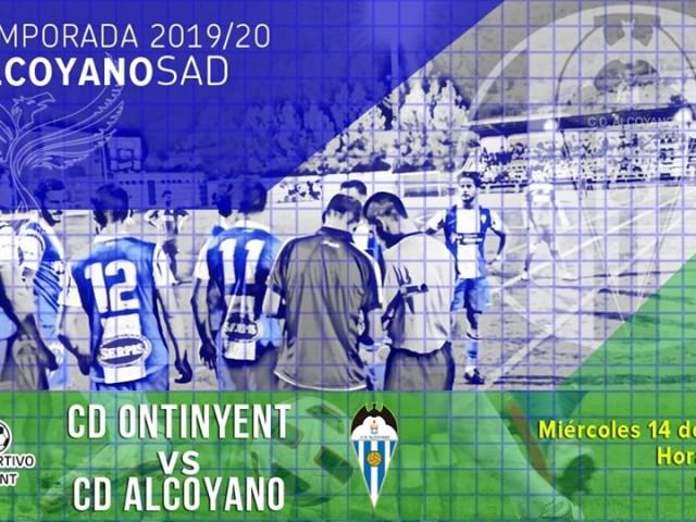 Alcoyano: Apreten l'accelerador davant l'arribada de la lliga; 0-3 a Ontinyent