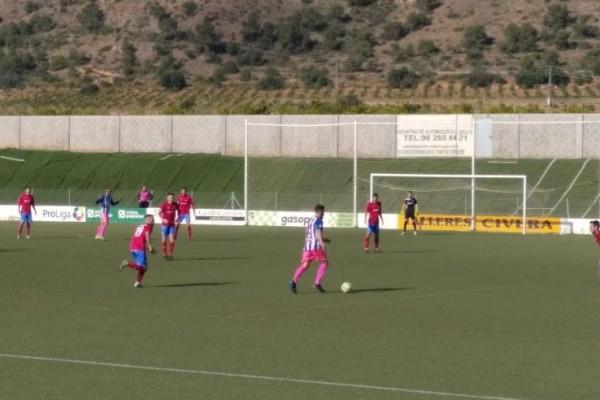PauFranchli dóna un rècord històric a l'Alcoyanodavant elSaguntino(0-1)