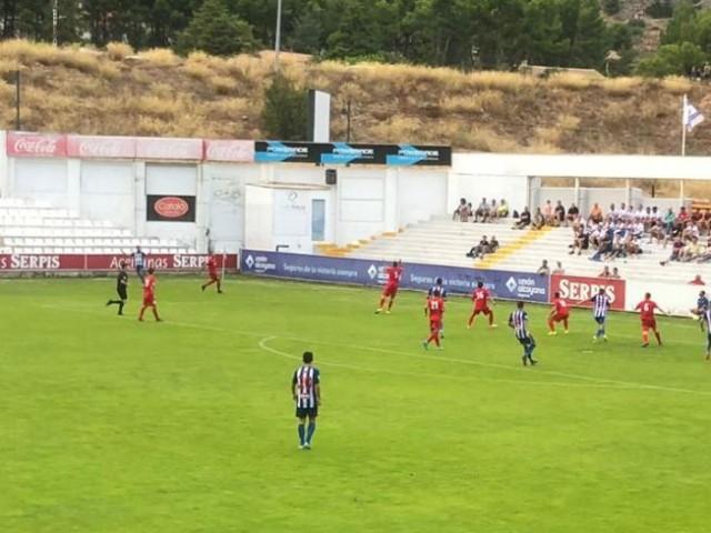 Alcoyano 1-0 Recambios Colón
