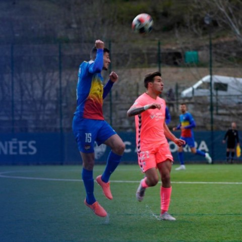 Foto de les xarxes de l'Andorra