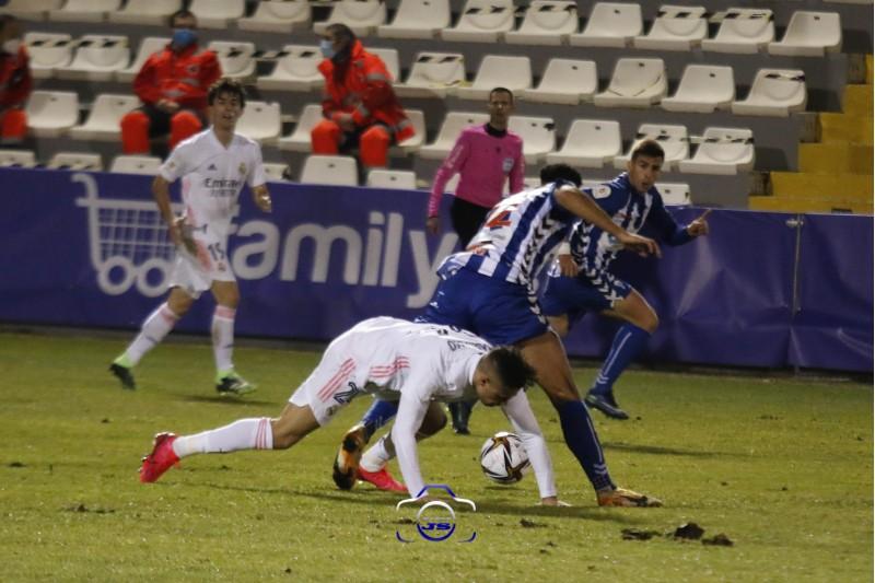 Alcoyano-Real Madrid (CDA)
