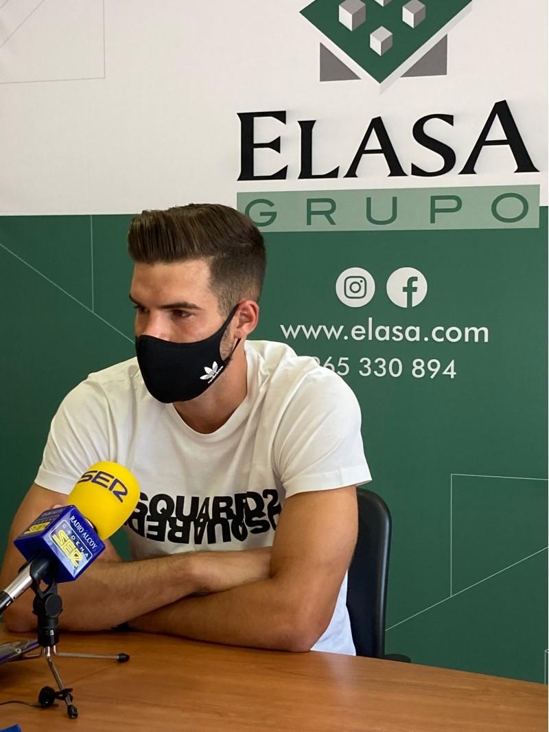 Carlos Blanco / CD Alcoyano SAD