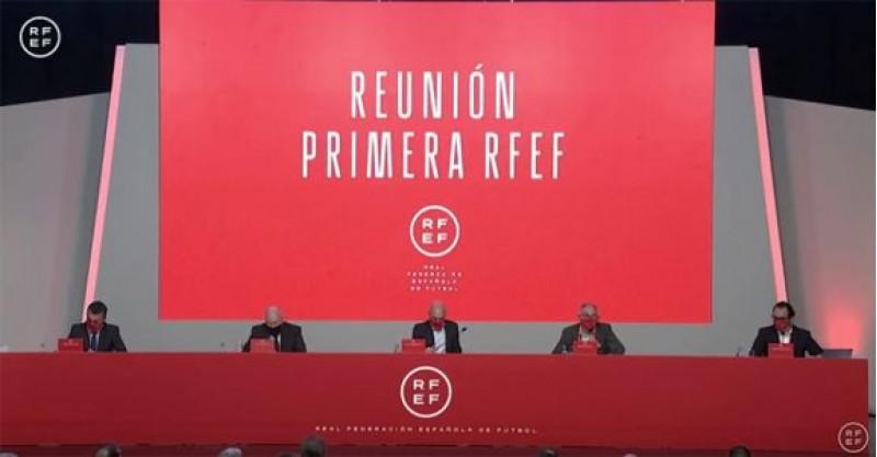 Imatge de la reunió / RFEF
