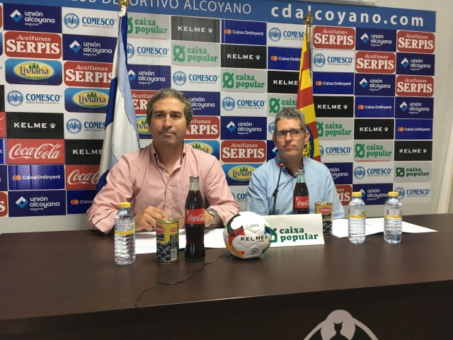 Ovi i Serrano, al Collao /AM