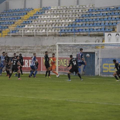Imatge del gol de Juanan / CDA