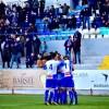 Celebració del primer gol / CDA
