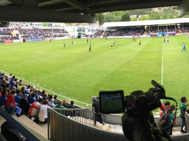 Celta de Vigo B, rival per a l'Alcoyanoper evitar el descens a Tercera