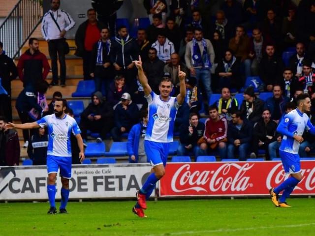 Tomás Ruso celebra el gol / CDA