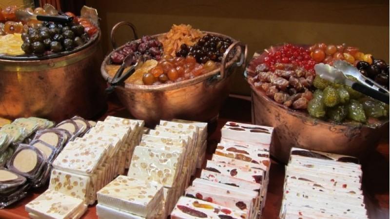Dulces típicos de Alicante