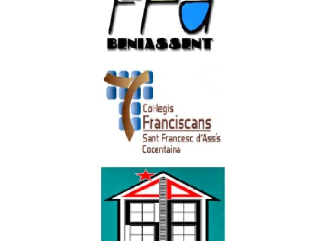Manifest Centres docents Cocentaina en contra de la gasolinera