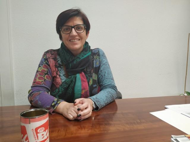 Estefania Blanes encapçala la llista provincial d'Esquerra Unida a les Corts