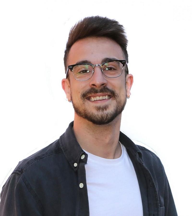 Aarón F. Santamaría, regidor de Podem Alcoi