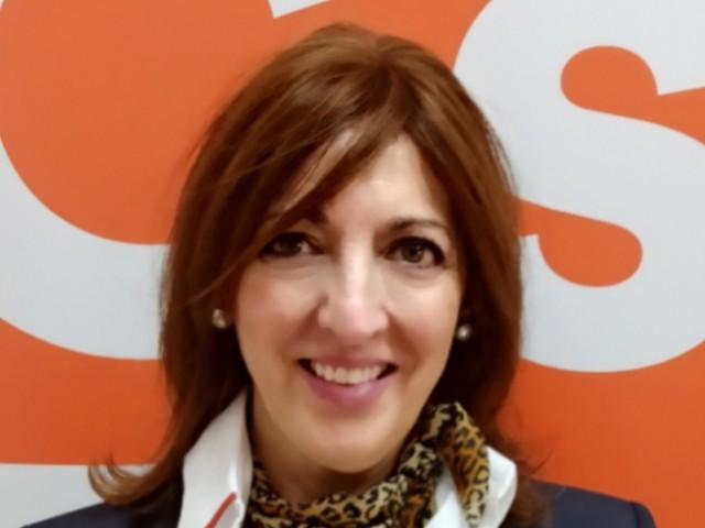 Rosa García, regidora de Ciutadans Alcoi