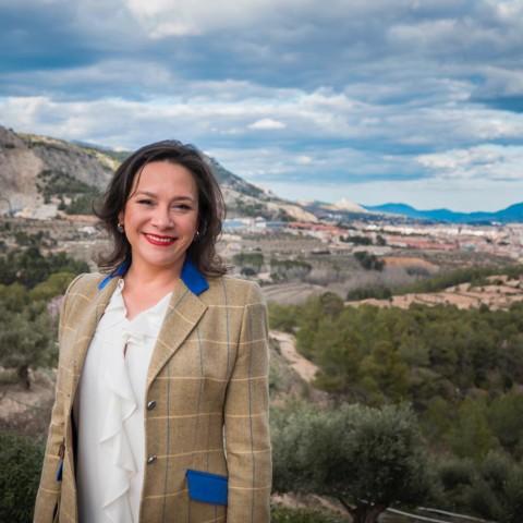 IndiraAmayaés la nova presidenta de l'associació provincial Turisme Alacant Interior