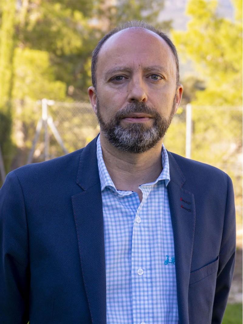 Kiko Cantó, regidor popular a l'Ajuntament d'Alcoi