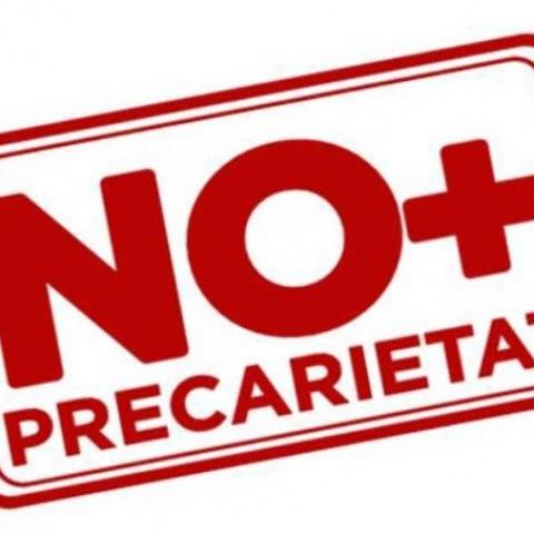 Comunicat de l'Espai No+Precarietat de l'Alcoià i el Comtat