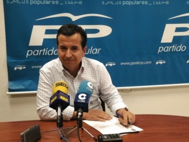 El PP demana la creació d'una oficina de captació econòmica