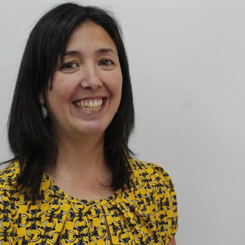 Tere Sanjuan, regidora d'Informació i Defensa de la Ciutadania,