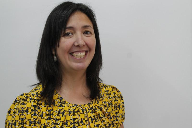 Teresa Sanjuán, regidora Participació Ciutadana