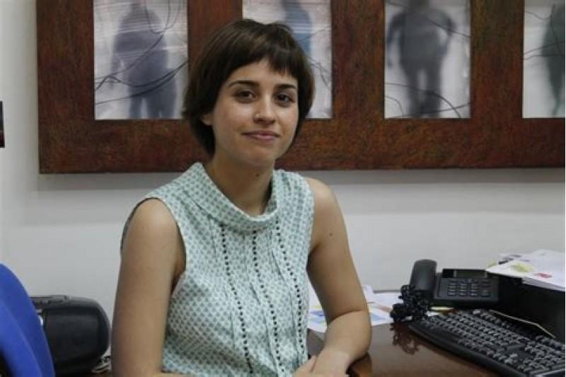 Maria Baca, regidora del ram