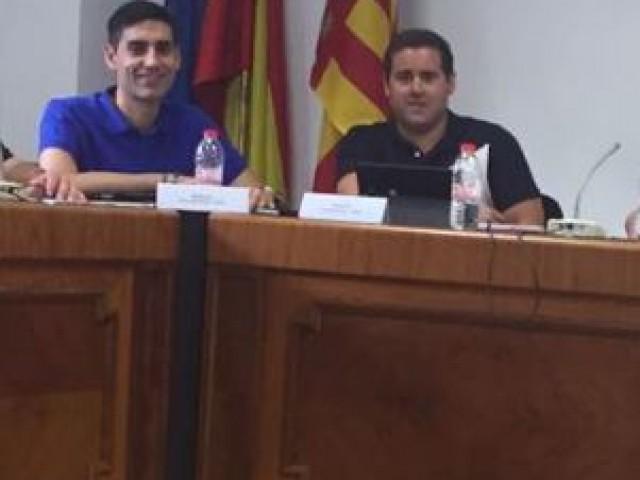 Els regidors pel PSOE a l'Ajuntament de Muro