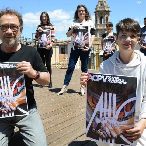 Miquel Gil i Mireia Vives són dos dels coordinadors musicals del projecte./ ACPV