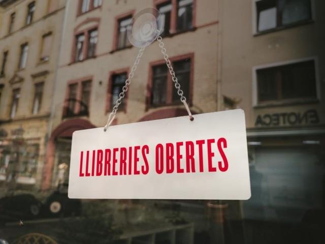 Llibreries Obertes: una iniciativa per a garantir el futur del comerç llibreter de proximitat