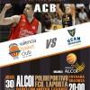 Cartel partit ACB/Facilitat per l'Ajuntamen d'Alcoi