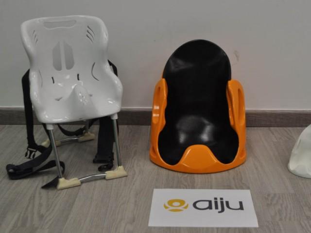 Cadira 3D/Facilitat per AIJU