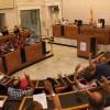 Imatge de la sessió plenària a Diputació