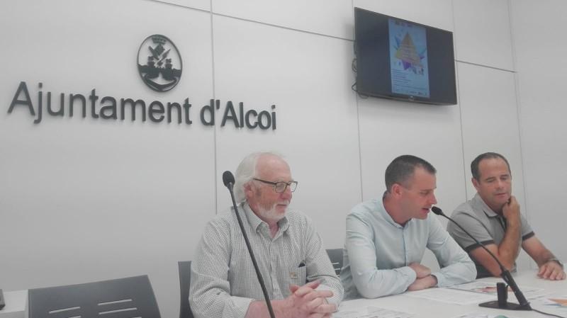Francisco Durà, Alberto Belda i Paco Alfaro/AM