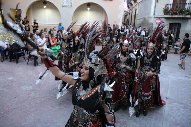 Dia de l'entrada a Benilloba/ Ajuntament de Benilloba