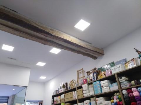 Interior tenda/Belén Rivas