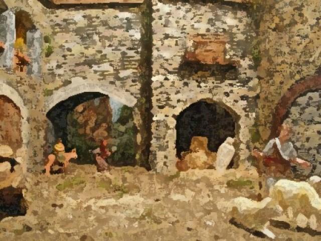Participa en el X Taller de portals de Betlems de Muro