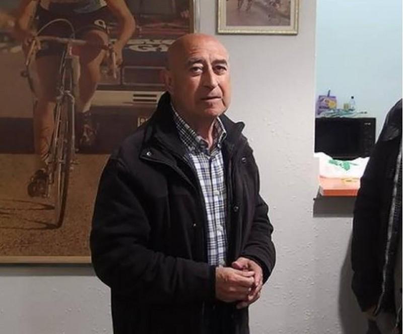 Santiago Blanquer a la Unió Ciclista Alcoi/Facebook