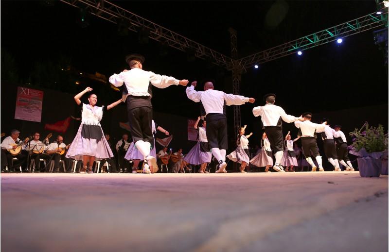 XI Mostra de Folklore de Xixona/ Ajuntament de Xixona