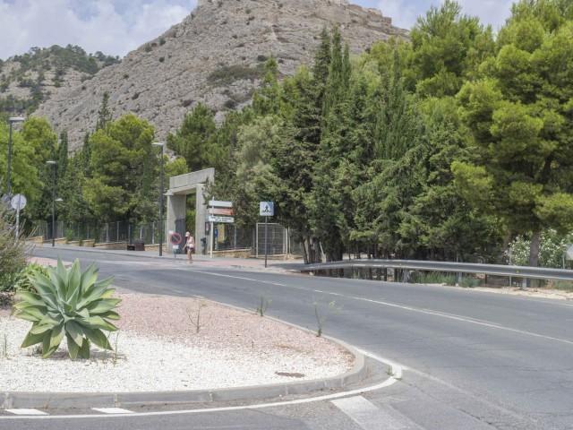 Carrer Francesc Nicolau Mira Miralles de Xixona/Ajuntament de Xixona