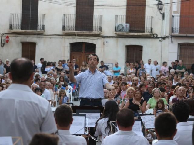 Benilloba es prepara per a les festes amb l'estrena dedues composicions musicals