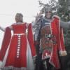 Les tropes cristianes fan una entrada triomfal a Cocentaina