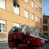 Esglai per un incendi a unavivendadel Carrer Sant Mateu