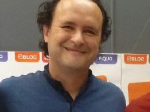 Màrius Ivorra, portaveu de Compromís Alcoi