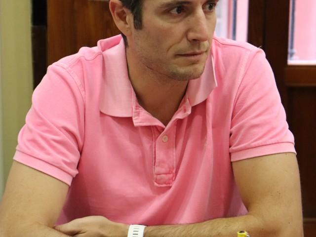 Natxo Gómez, president de FEDAC