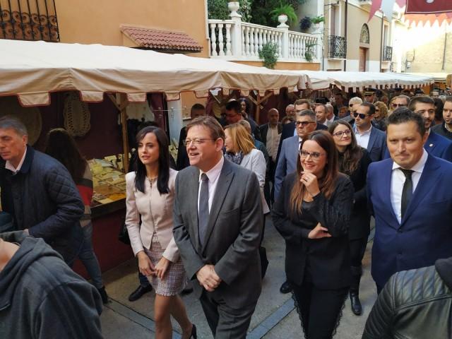 La Fira rebrà ajudes de patrimoni i turisme, ara que ésBIC