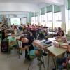 Primer dia de classe al col·legi Salesians d'Ibi. Imatge via web del col·legi Salesians
