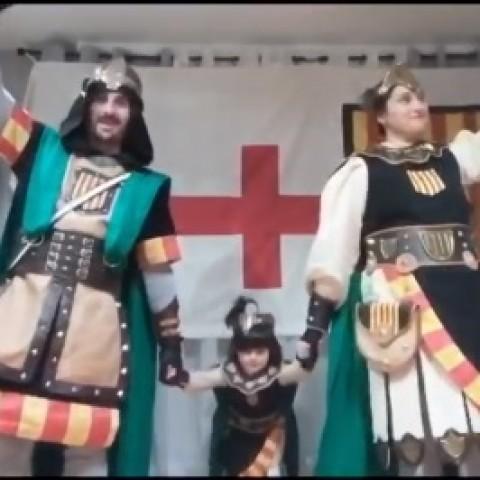 L'entrada virtual dels Aragonesos