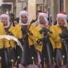 Els Moros entren a Alcoi amb les seues esquadres