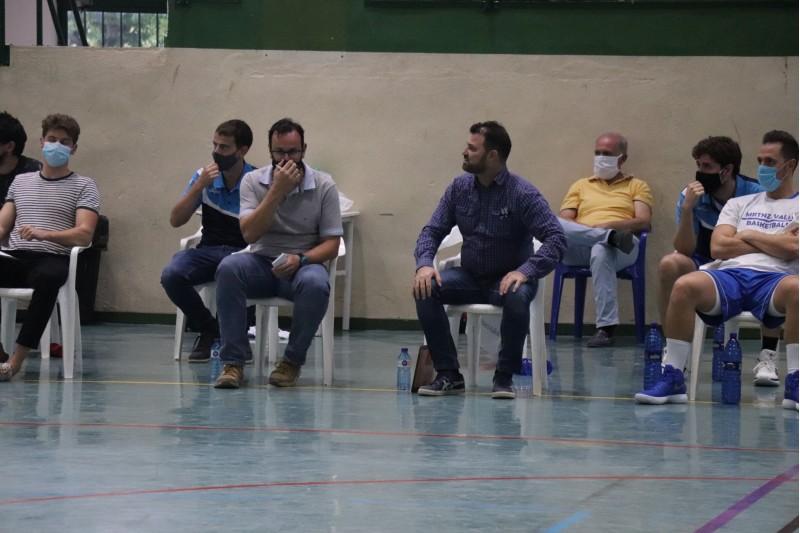 Nico Sánchez ha volgut agrair el tracte als mitjans de comunicació.