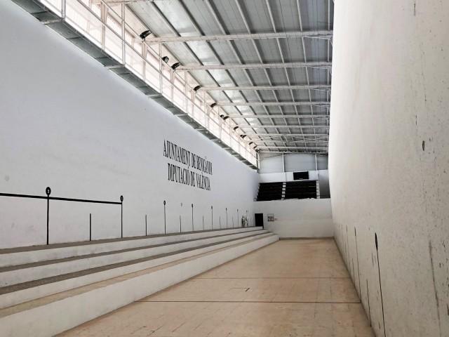 En el cas de Benigànim, les activitats se centraran en la pilota valenciana.